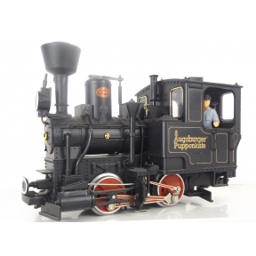 LGB G Gauge 0-4-0 Augsburger Puppet Theater Locomotive