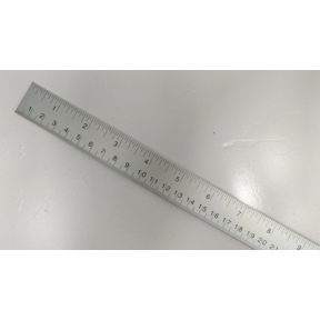 1000mm Aluminium Ruler