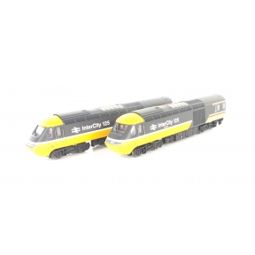 Dapol 2D-019-201 N Gauge Class 43 HST Intercity Executive W43131 and W43128 Power Car Set