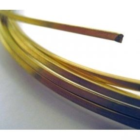 Brass Wire 0.4mm Diameter 5 x 305mm Lengths