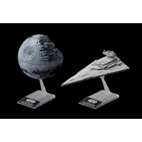 Revell Star Wars Death Star II + Imperial Star Destroyer Plastic Kit