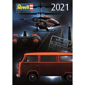 Revell 95295 2021 Catalogue