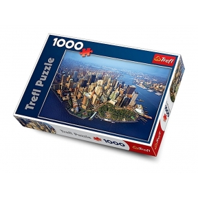 New York - 1000 Piece Jigsaw Puzzle