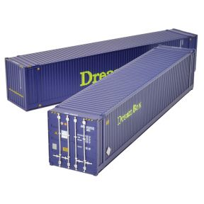 Bachmann 36-102 45ft Containers 'Dream Box' (x2)