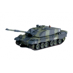 Easy Model 35010 British Army Challenger II Tank Plastic Model