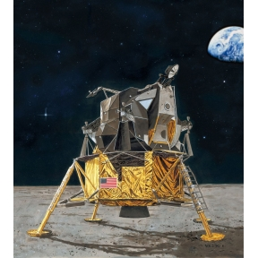 Gift Set Apollo 11 Lunar Module Eagle (1 48 Scale)