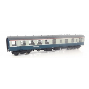 Bachmann 39-100 BR Mk1 Restaurant Car RU Blue & Grey