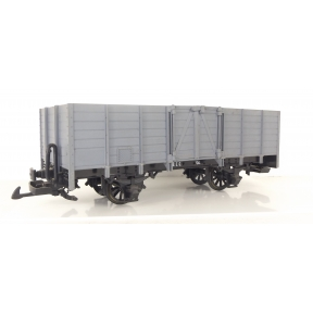 LGB G Scale B.E.G Grey Open Goods Wagon No.304