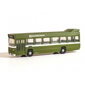 Modelscene 5143 Vari-Kit Green Leyland National single Decker Bus