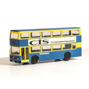 Modelscene 5502 London Buses Metro Leyland Olympian Double Decker Bus