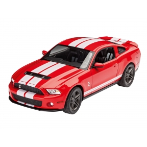 Revell 2010 Ford Shelby GT500 Model Set