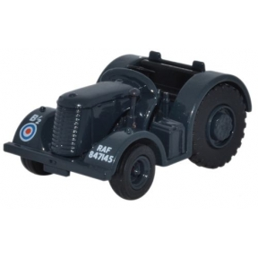 Oxford Diecast David Brown Tractor RAF Blue & Grey