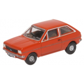 Oxford Diecast OO Gauge Ford Fiesta Mk1