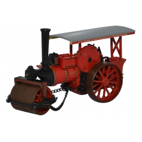 Oxford Diecast Fowler Steam Roller No.1598 Eve