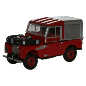 Oxford Diecast OO Gauge Land Rover 88