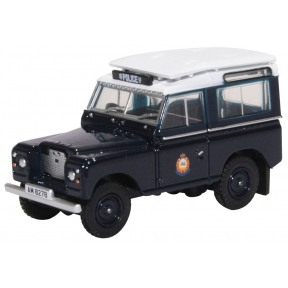 Oxford Diecast OO Gauge Land Rover Series 2A