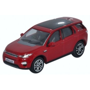 Land Rover Discovery Sport Firenze Red