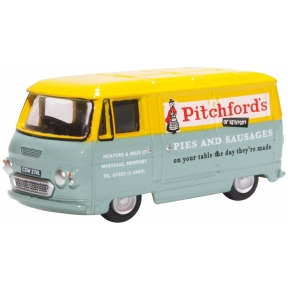 Commer PB Van Pitchford and Miles