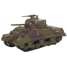Oxford Diecast OO Gauge Sherman Tank