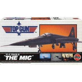 Airfix A00502 Top Gun F5-E Tiger II THE MIG Plastic Kit