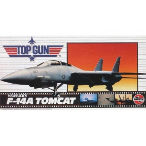 Airfix A00503 Top Gun Mavericks F-14A Tomcat