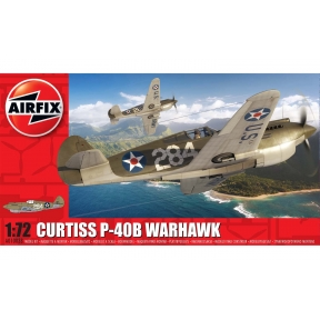 Airfix A01003B Curtiss P-40B Warhawk