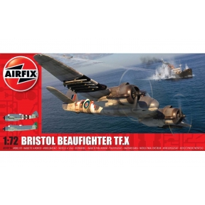 Airfix A04019A Bristol Beaufighter TF.X Plastic Kit