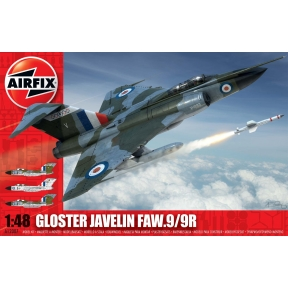 Airfix A12007 Gloster Javelin Plastic Kit