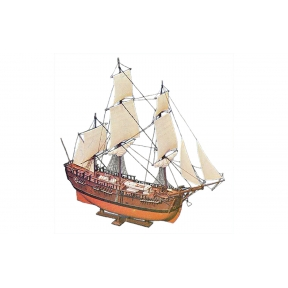 Airfix A50047 HM Bark Endeavour And Captain Cook 250th Anniversary