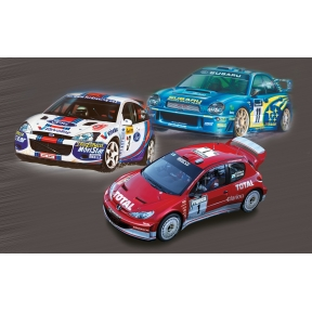 Airfix A50188 Rally Car Collection