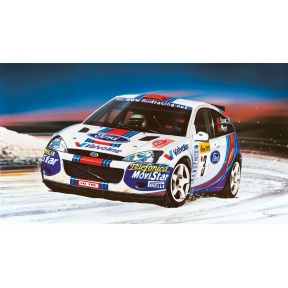 Airfix A55122 Ford Focus WRC Small Starter Set