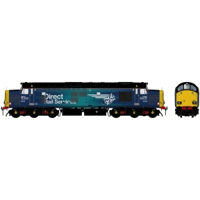 Class 37/6 37609 Revised DRS Compass