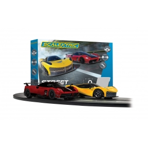 Scalextric C1422 Scalextric Street Cruisers Race Set