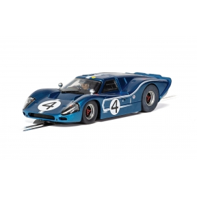 Scalextric C4031 Ford GT MKIV 1967 LeMans 24Hrs Denny Hulme/Lloyd Ruby No.4