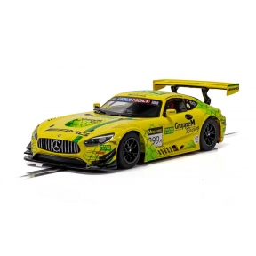 Scalextric C4075 Mercedes AMG GT3 Bathurst 12 Hours 2019 Gruppe M Racing