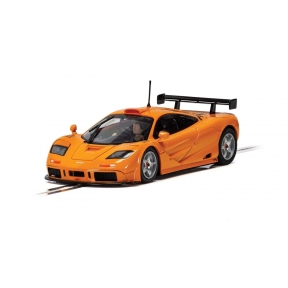 Scalextric C4102 McLaren F1 GTR Papaya Orange