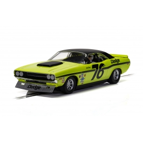 Scalextric C4164 Dodge Challenger Sam Posey No.76