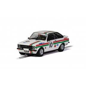 Scalextric C4208 Ford Escort MK2 Castrol Edition Goodwood Members Meeting