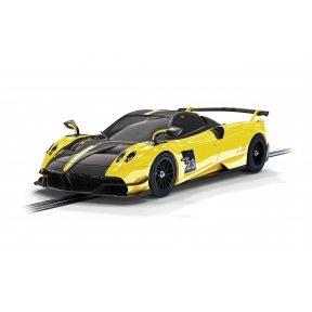 Scalextric C4212 Pagani Huayra Roadster BC Yellow