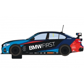 Scalextric C4225 BMW 330i M-Sport BTCC 2020 Colin Turkington