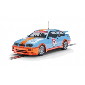 Scalextric C4231 Ford Sierra RS500 Gulf Edition Richard Millar