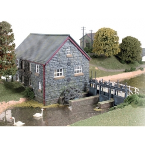 Wills CK22 OO Gauge Water Mill