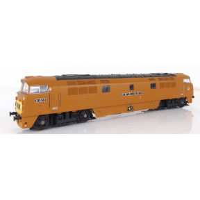 Dapol N Gauge D1015 'Western Champion' Golden Ochre With Small Yellow Panels Limited Edition