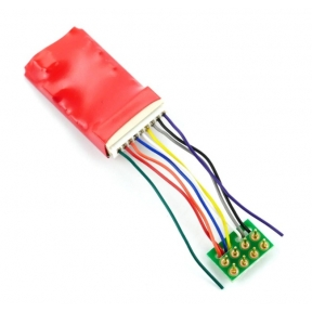 8 Pin Pro DCC Decoder 6 Function