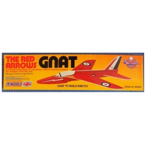 Folland Gnat Balsa Kit