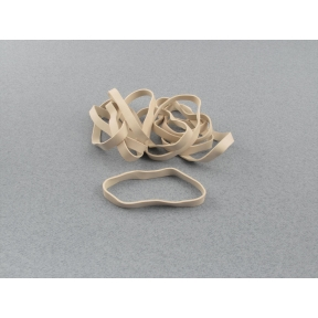 "Wingbands White 3"" 80x6mm Pack Of 12"