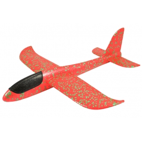 450mm Mini Fox Glider Kit Red