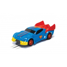 Micro Scalextric G2167 Justice League Superman Car