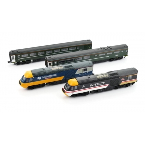 Gaugemaster Class 43 HST 43002 & 43185 GWR Final Days Celebrity Set