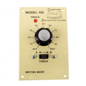 Gaugemaster 100 Single Track Panel Mount Controller